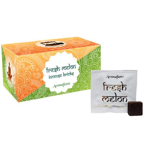 Aromafume mattoncini di incenso Fresh Melon