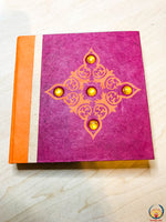Quaderno Stone Work Notebook rosso