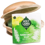 Holy Lama sapone Vetiver Rainforest