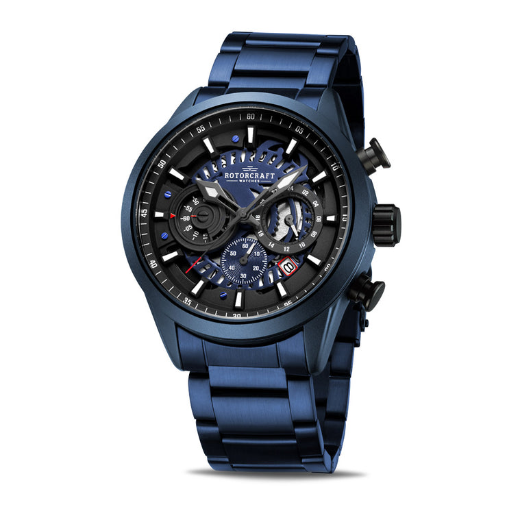 Rotorcraft Cockpit RC2201 Chrono watch