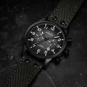 Rotorcraft Base RC1301 Multifunction Dual time watch
