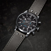 Rotorcraft Base RC1305 Multifunction Dual time watch