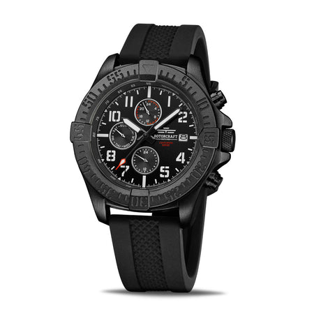 Rotorcraft Centurion RC1102 Multifunction Dual time watch