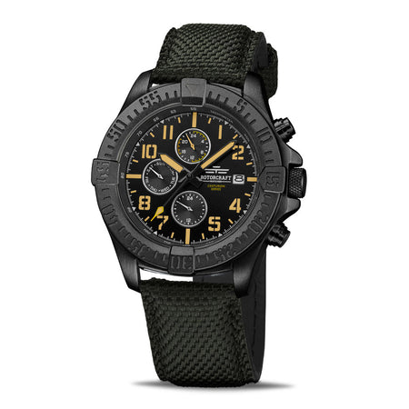 Rotorcraft Centurion RC1103 Multifunction Dual time watch