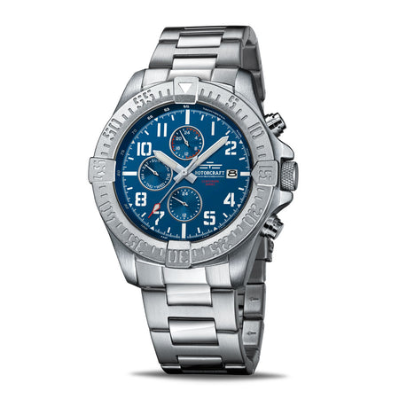 Rotorcraft Centurion RC1105 Multifunction Dual time watch