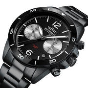 Rotorcraft Air Boss RC1207 Multifunction Dual time watch