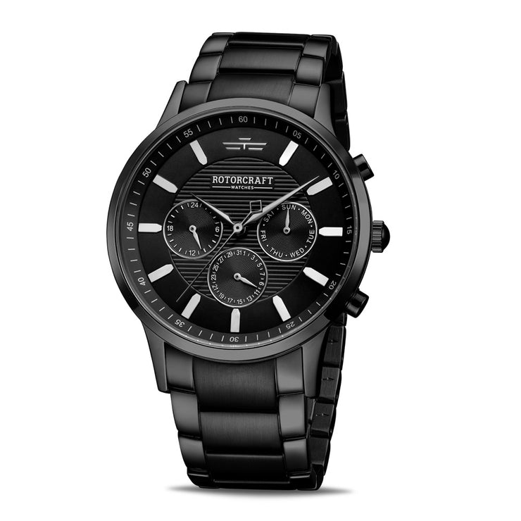 Rotorcraft Amsterdam RC1602 Multifunction watch