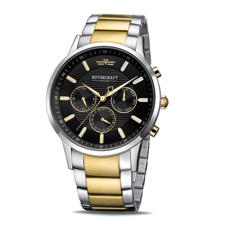 Rotorcraft Amsterdam RC1603 Multifunction watch