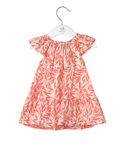 Noa Noa Bamboo Rose of Sharon Dress