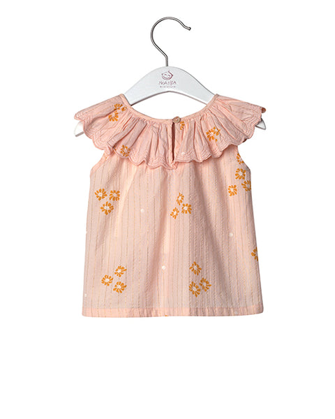 Noa Noa Booky Top Peachy Keen T-Shirt