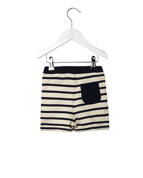 Noa Noa Boy Laguna Shorts Chalk
