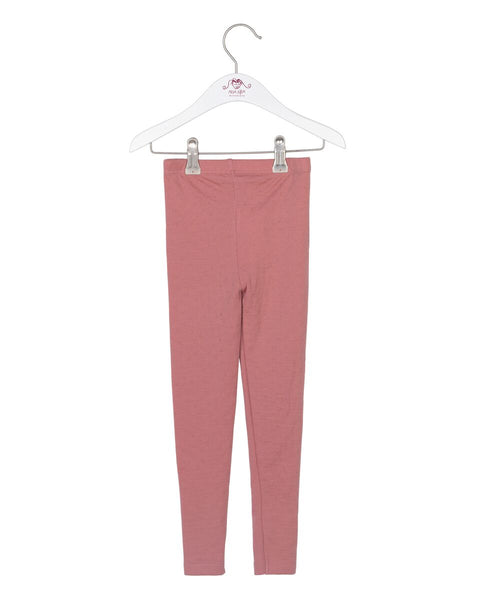 Noa Noa Leggins Wool Doria Ash Rose