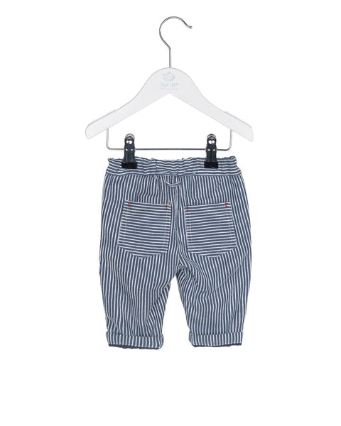 Noa Noa boy easel bukser - dress blue