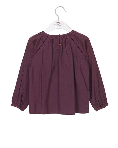 Noa Noa Blouse Crushed Violets
