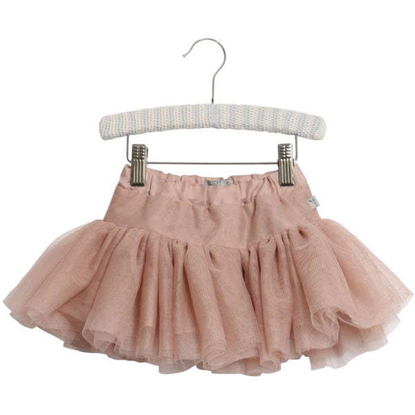 Wheat Skirt Tulle rose powder