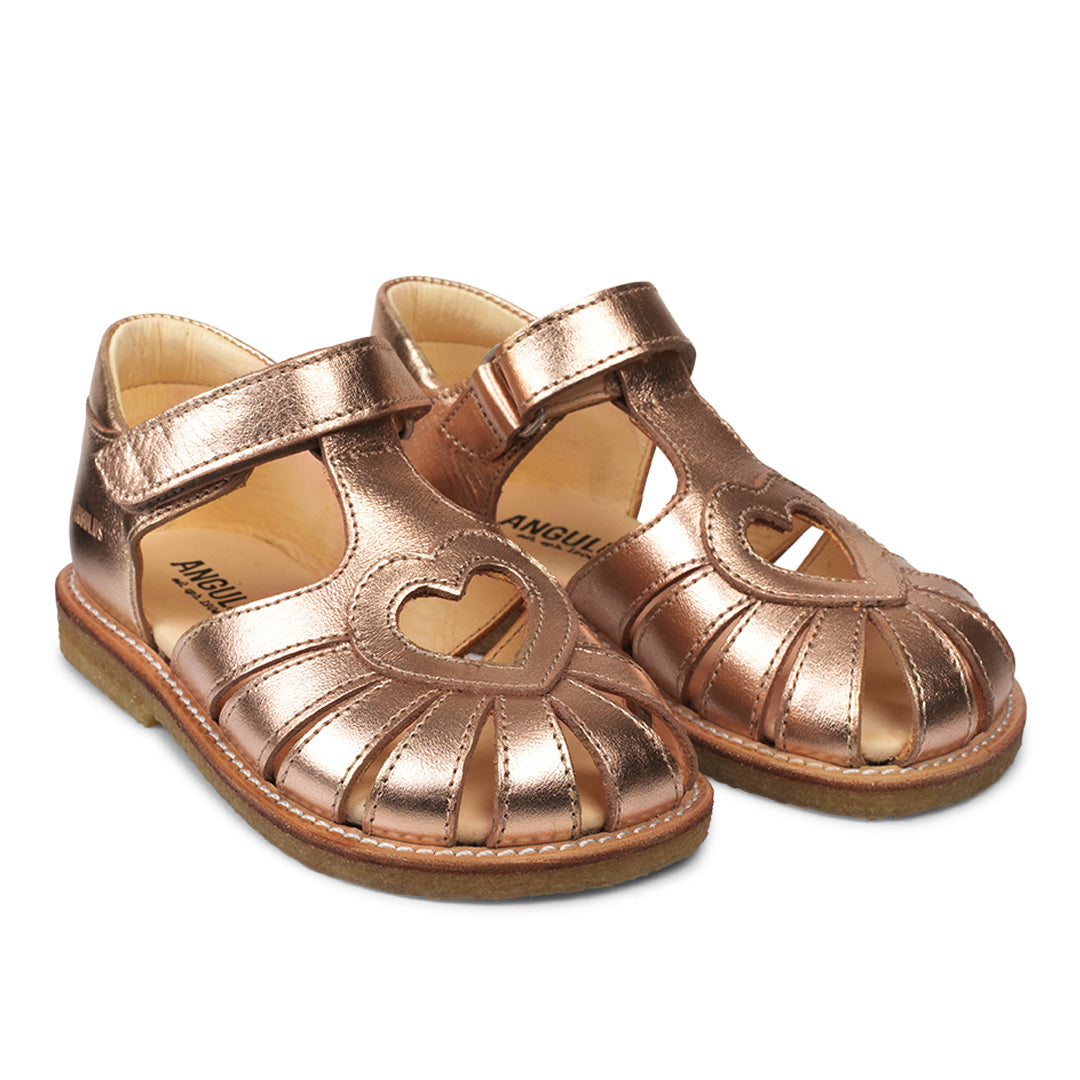 Angulus Sandal Rose Copper