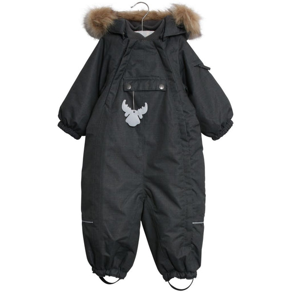 Wheat Snowsuit Nickie Black