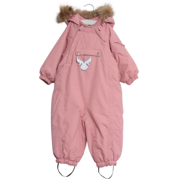 Wheat Snowsuit Nickie 2034 blush