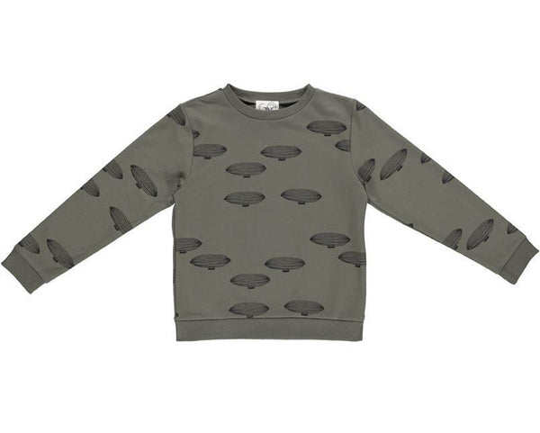 GRO Dark Army Sweatshirt