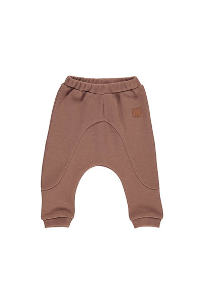 GRO Dark Raspberry Brown Willas Sweatpants