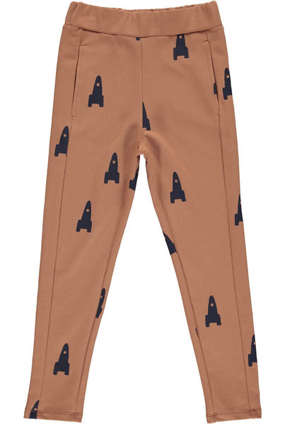 Gro Cognac Sweatpants