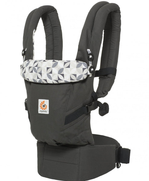 Ergobaby Bæresele Graphic Grey