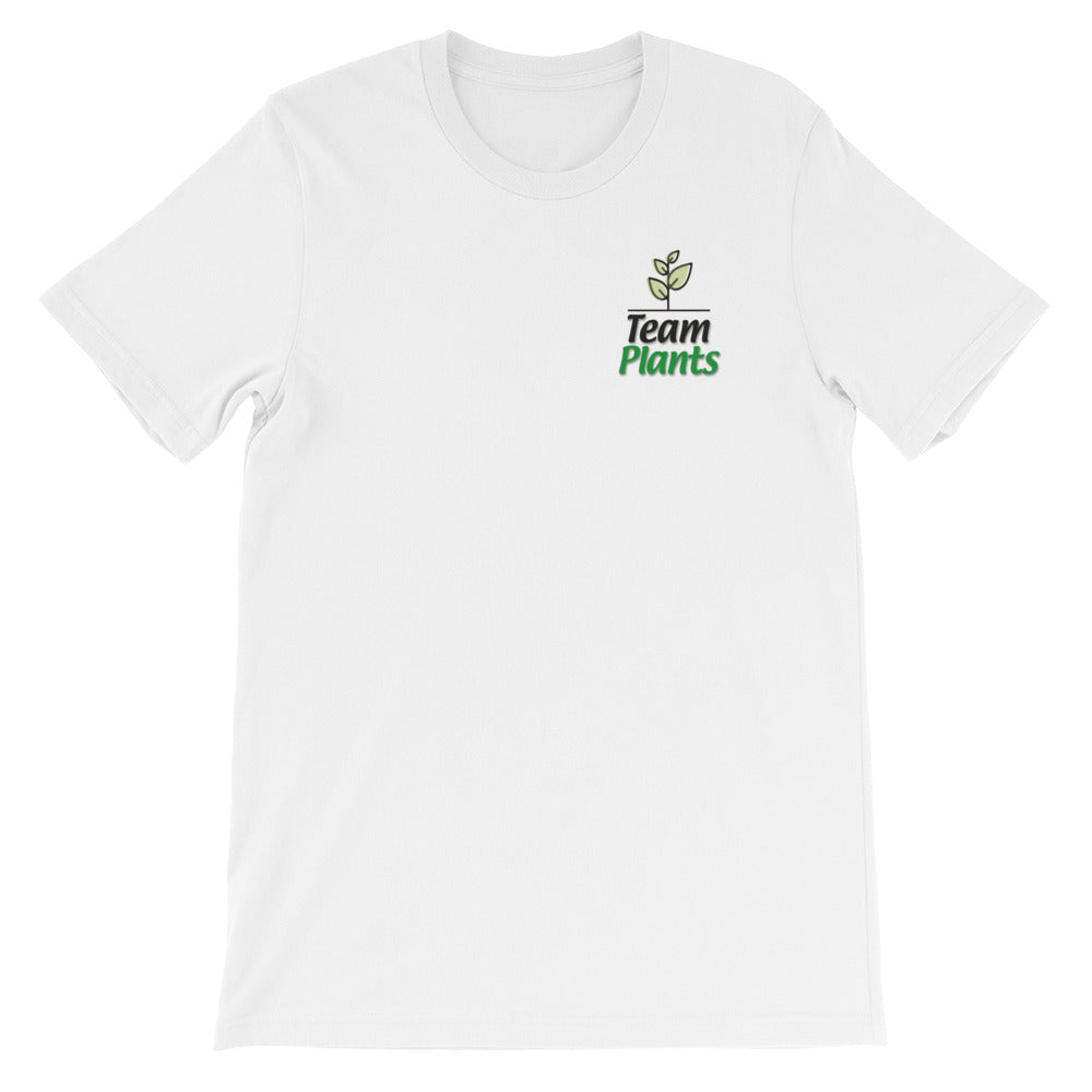 Team Plants Logo Tee