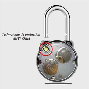 Cadenas intelligent bluetooth ANBOUD