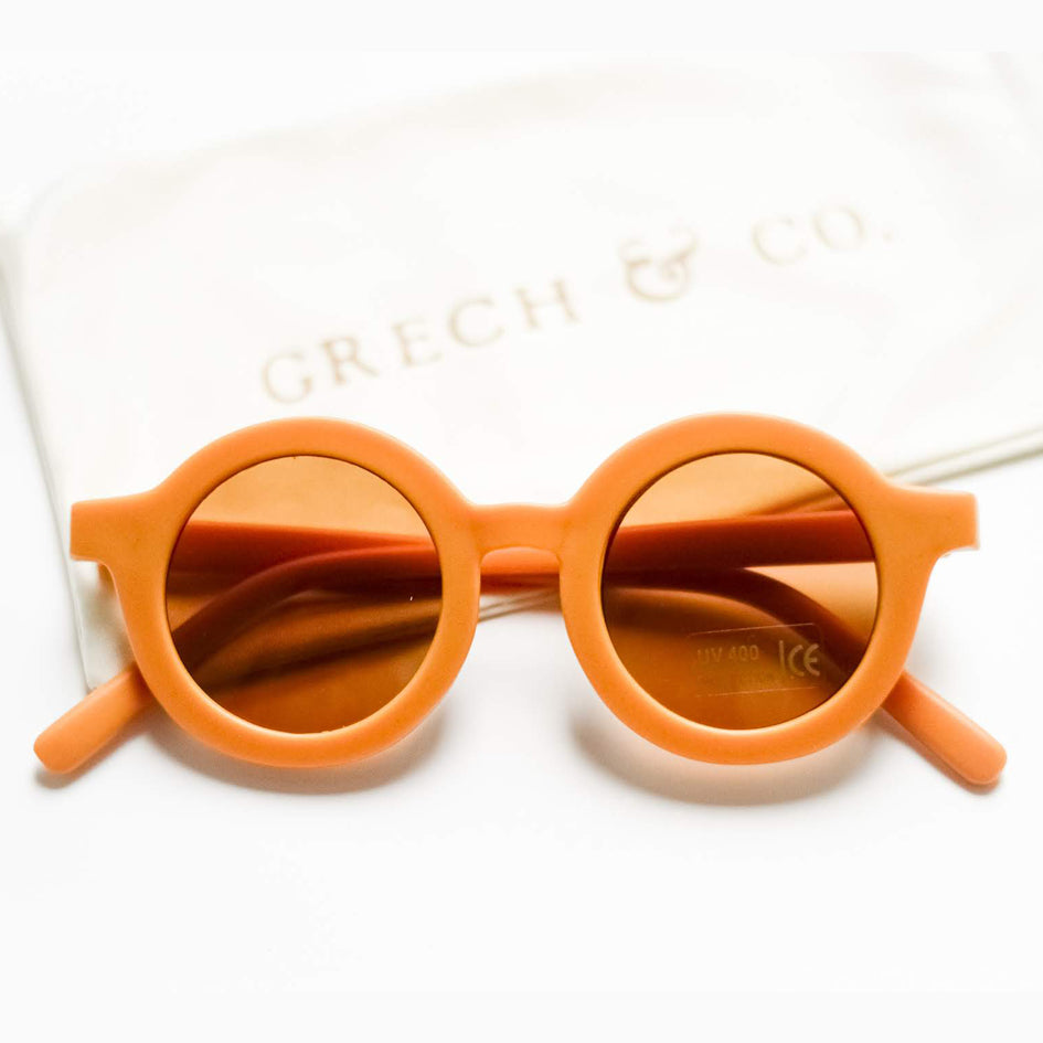 zonnebril Grech & co - golden