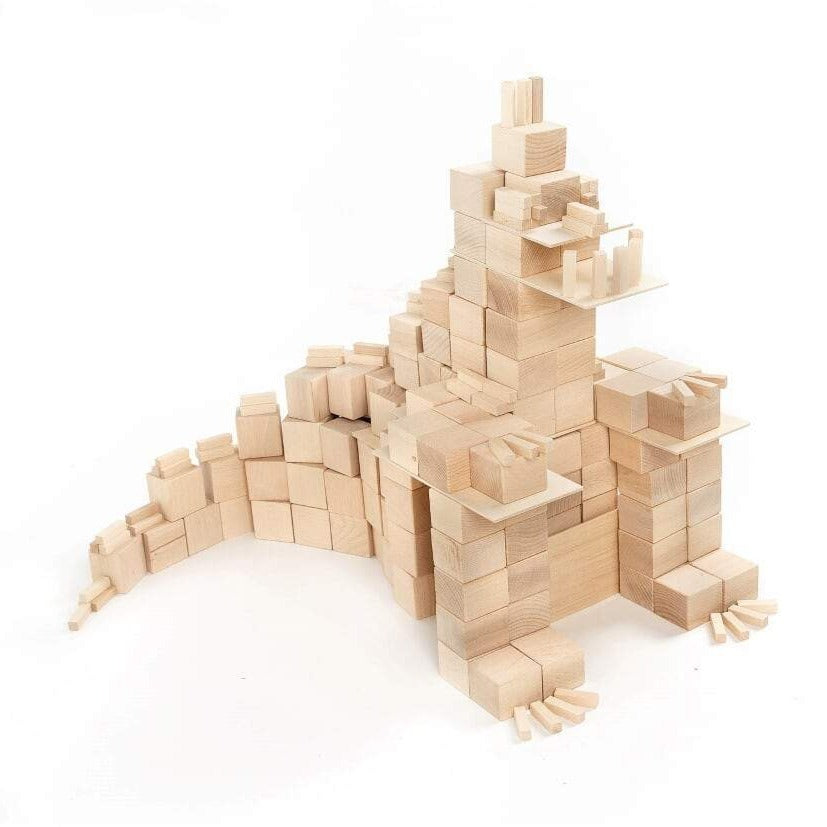 Houten blokken Just blocks - Big pack