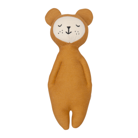 Rammelaar Fabelab - soft rattle bear