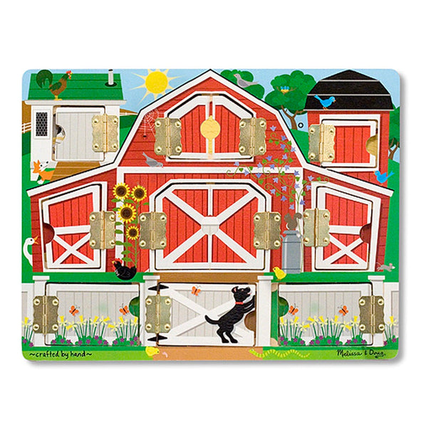 Melissa & Doug Hide and Seek Farm