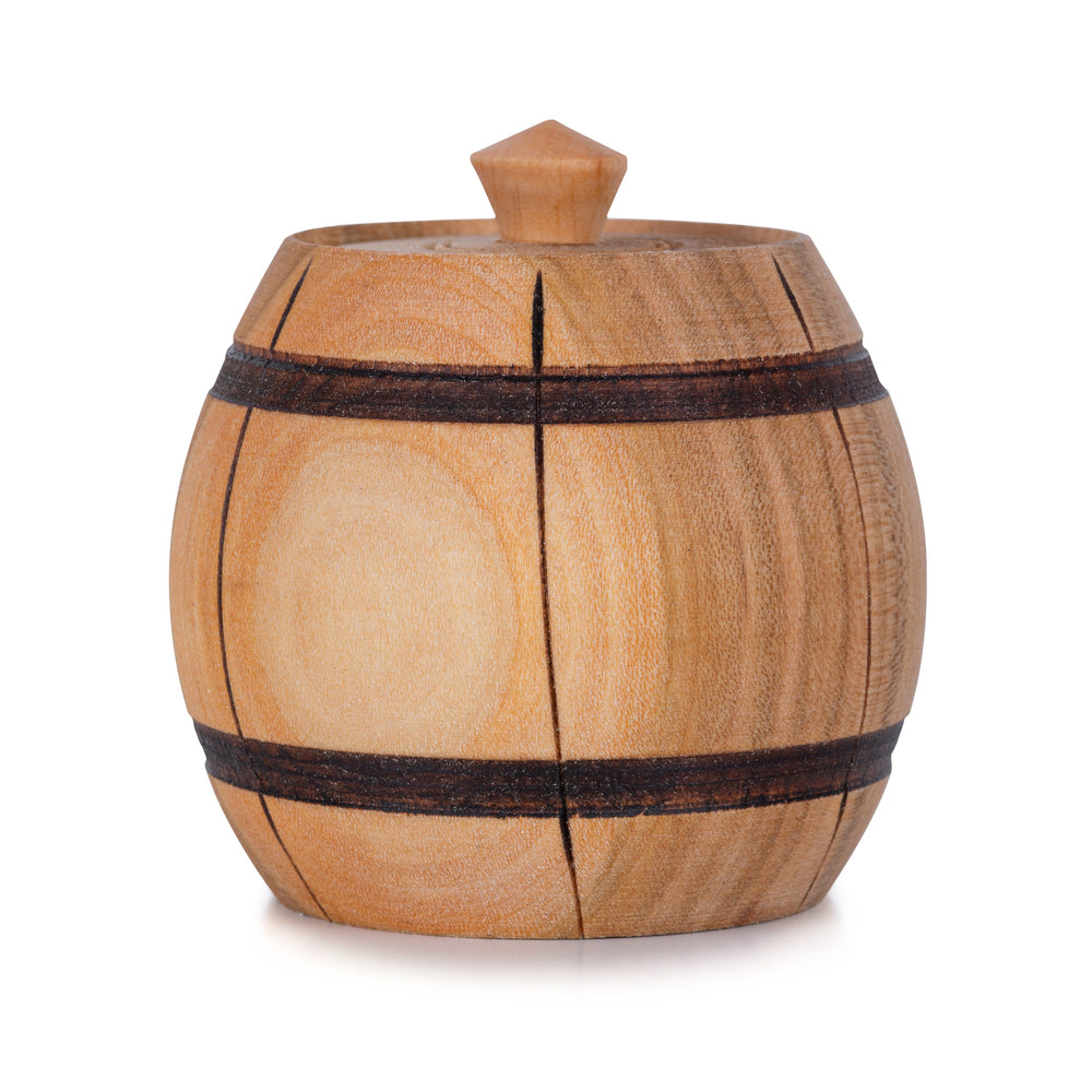 Wooden Barrel - Steamed Beechwood