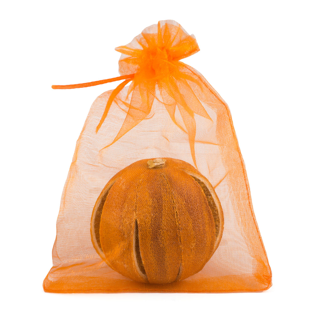 Dried Orange in a bag