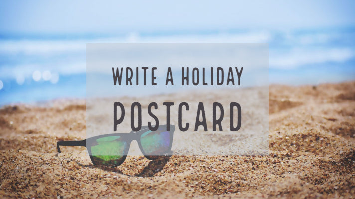 Write a Holiday Postcard