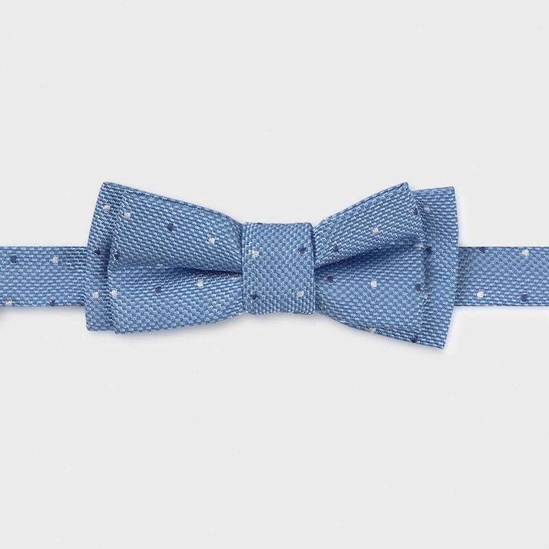 Blue Bow Tie - 9388