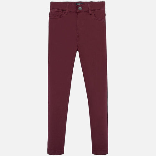Older Boys Cotton Trousers