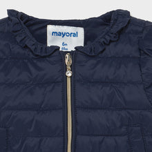 ECOFRIENDS Navy Puffer Jacket - 1486