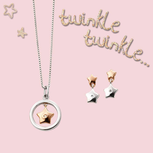 Twinkle Twinkle Star Necklace