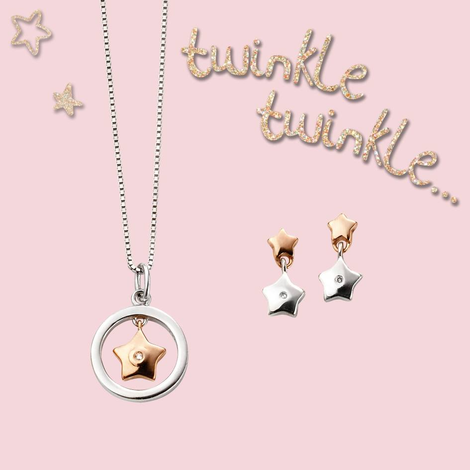 Twinkle Twinkle Star Earrings