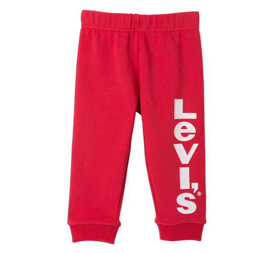Baby Boys Red Joggers