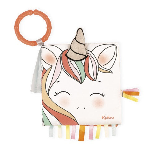 The Happy Unicorn Activity Book