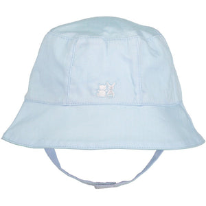 Baby Boys Pale Blue Sun Hat