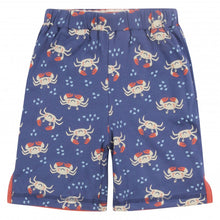 Reversible Shorts - Ocean Crab