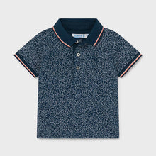 Navy Polo Shirt - 1105