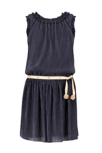 Navy Dress - MoniaB