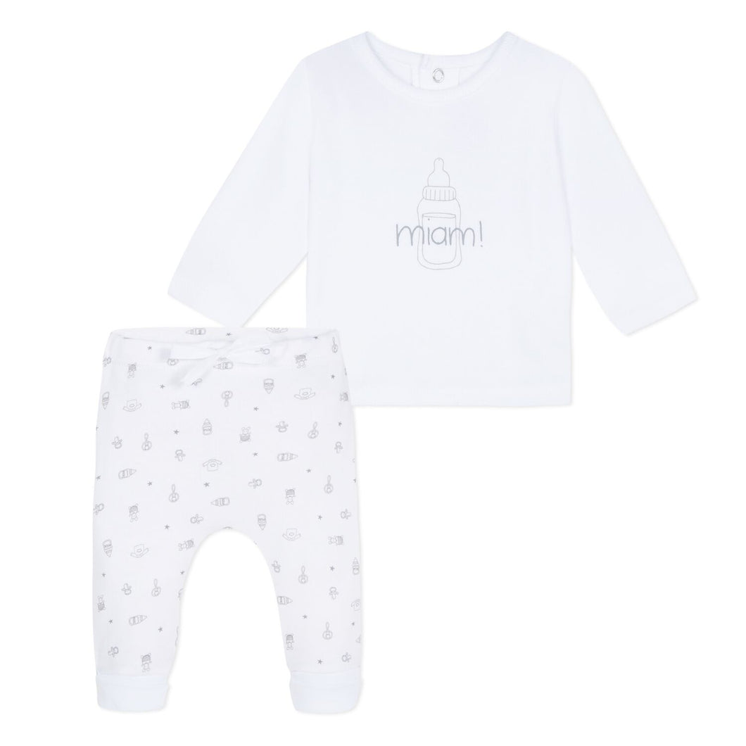 New Baby Organic Cotton Outfit