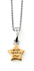 Wish Upon a Star Pendant