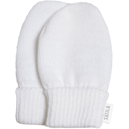 6e18b8f6e04 Tindra - White Double Faux Fur Pom-Pom Hat. Satila of Sweden. Regular price  £30.00 · Trixie - Knitted Baby Mittens. Trixie - Knitted Baby Mittens