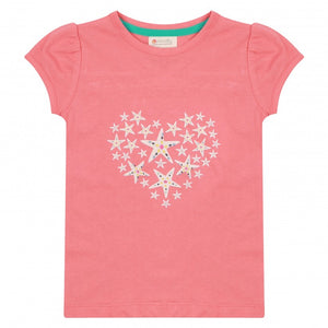 Coral T-shirt - Starfish